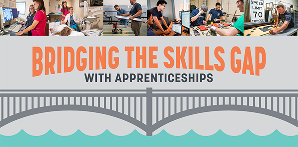 Bridging the Skills Gap with Apprenticeships