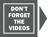 Don't Forget the Videos