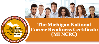 Michigan National Career Readiness Certificate