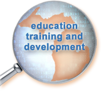 education training and development